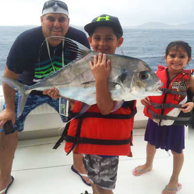 Mixed Bag Sport Fishing St John - Family Fun 400x