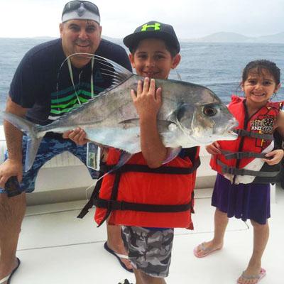 Mixed Bag Sport Fishing St John - Family Fun 400x