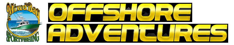Offshore Adventures Mixed Bag Logo