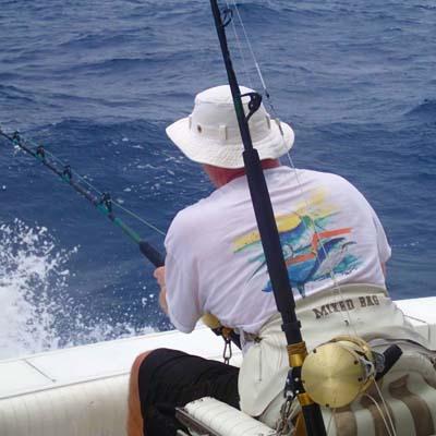 Fishing Away