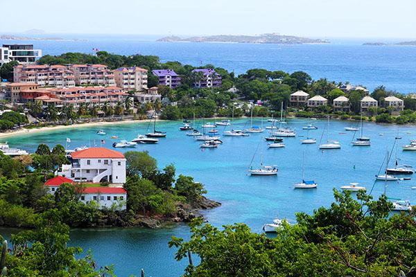 St. John's Cruz Bay